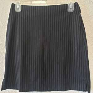 Pin Stripe Style Skirt